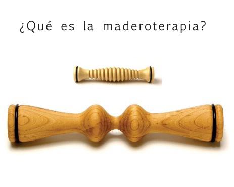 ¿Qué es la maderoterapia?