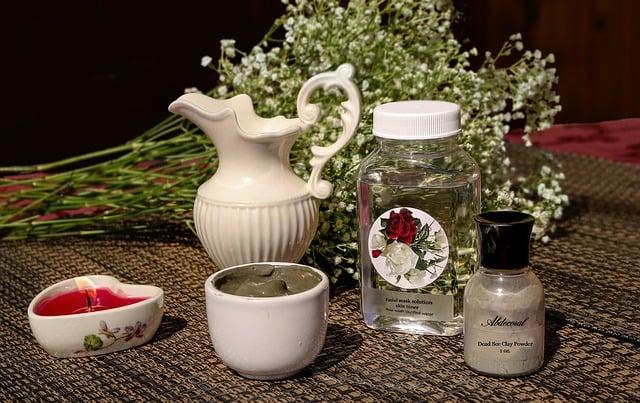 cosmética para la piel