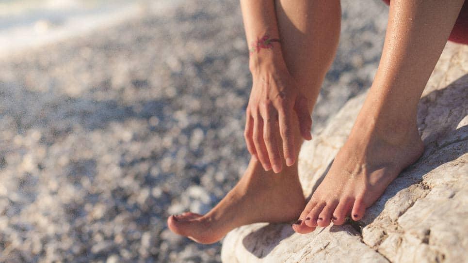 los pies más bonitos del mundo
