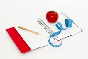 block de notas para hacer dieta rejuvenecedora