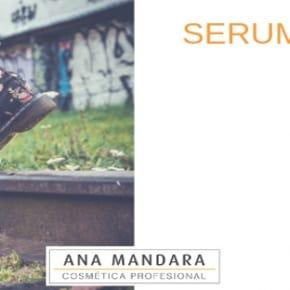 Serum hidratante Ana Mandara, el producto ideal para tu neceser