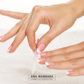 Cuidado de uñas: utiliza la lima adecuada en cada ocasión