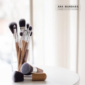 Tipos de brochas de maquillaje: conoce sus usos