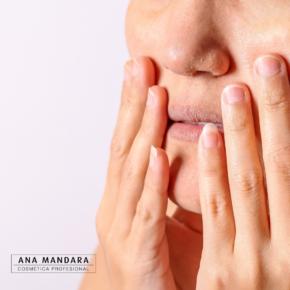 ¿Cómo evitamos que se resequen los labios?
